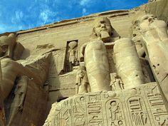 海外旅行世界遺産 アブ・シンベル大神殿 エジプトの絶景写真画像ランキング エジプト