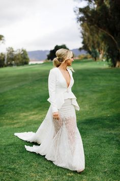 Do you want to see more weddings? Check out my blog for more inspiration! www.janawilliamsphotographyblog.com Boho Dress, Lace Dress, White Dress, Country Wedding Dresses, Modest Wedding Dresses, Wedding Dress Sleeves, Dresses With Sleeves, Ball Dresses, Ball Gowns