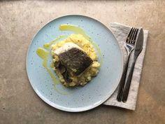 TORSK MED POTETMOS OG TRØFFEL Beef, Food, Meals, Yemek, Steak, Eten