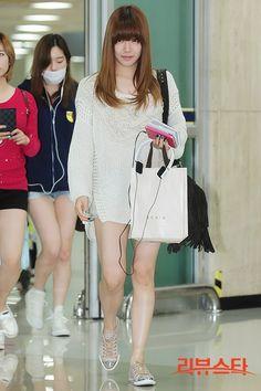 Tiffany : 120926 Gimpo Airport