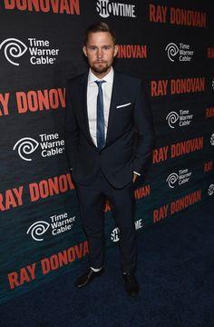 Brian Geraghty at Ray Donovan Season 2 Premiere #suits
