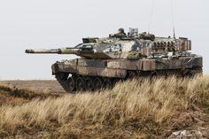 Leopard 2a6 Varient