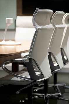graph grey conference chair design by jehs laub by wilkhahn