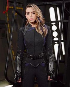 Agents Of Shield Daisy, Agents Of Shield Seasons, Marvels Agents Of Shield, Chloe Bennett, Natalia Cordova, Shield Season 4, Henry Simmons, Shield Cast, Marvel Women