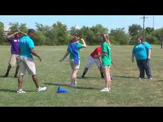 CampLeadership.org Game: Guard the Pin - YouTube