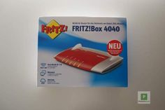 Noch in der Verpackung Fritz Box 7490, Gadgets, Personal Care, Wi Fi, Packaging, Personal Hygiene, Gadget