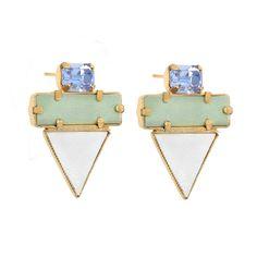 Pebbles Earrings jewelry, earrings, multi