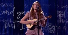 Deaf singer Mandy Harvey has been turning heads with every song she sings on America's Got Talent. Now, this talented young woman is performing one of her original songs titled 'This Time.'  She gives such an amazing performance from start to finish. She is extremely gifted at singing but she also has a natural talent for writing music. Mandy blows everyone away every time she opens her mouth to sing.  I'm so thrilled that she is able to share her God-given gifts with the en...