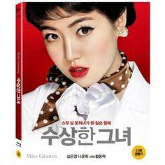 Miss Granny[Blu-ray Region A] / Shim Eunkyung, Na Moonhee, Park Inhwan