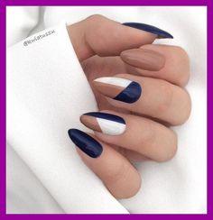 Discover our semi-permanent nail polish for the perfect manicure . - Discover our semi-permanent nail polish for the perfect manicure … # nail polish - Cute Nails, Pretty Nails, My Nails, Fall Nails, Glitter Nails, Summer Nails, Nail Manicure, Nail Polish, Simple Gel Nails