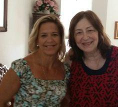 Dulcita and Renee, June 2016