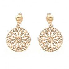 Argento Italy - Bocane Crochet Earrings, Silver Jewelry, Italy, Jewels, Elegant, My Love, Stylish, Women, Classy