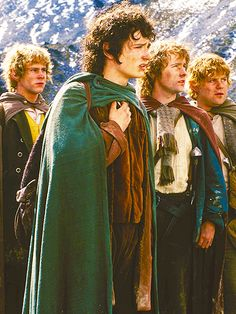 Don't look so worried Frodo