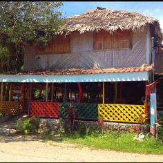 Restaurant in Cahuita, Costa Rica