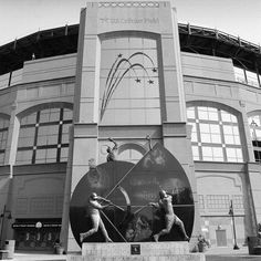 White Sox Campionship Plaza on Canvas