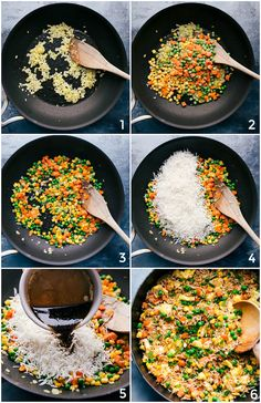 fried rice easy \ fried rice - fried rice recipe - fried rice easy - fried rice recipe easy - fried rice with egg - fried rice recipe hibachi - fried rice instant pot - fried rice recipe chinese food recipes beef stir fry Fried Rice Easy - Fried Rice Vegetarian Fried Rice, Vegetable Fried Rice, Fried Vegetables, Vegetarian Recipes, Cooking Recipes, Rice With Vegetables, Healthy Fried Rice, Vegetable Pizza, Chinese Recipes