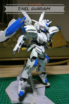 Gunpla Build - Gundam Bael Full Mechanics