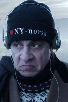 Lilyhammer on Netflix perfect winter binge-watching