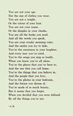 -e.h. Croaky morning voice of which I love  mooi om tegen je kinderen te zeggen.
