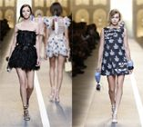 With Paris Fashion Week in full swing, highlights of the Milan shows continue to resonate. Fendi and Pucci both celebrated 20th century counterculture in their Spring/Summer 2015 collections. As it prepares to move the headquarters of the house to the Palazzo della Civilità Italiana in Rome in 2015, Fendi paid tribute to the building's neoclassical architecture. Emerging from wide arches inspired by the structure, the looks designed by Karl Lagerfeld expressed a radical and boldly ...