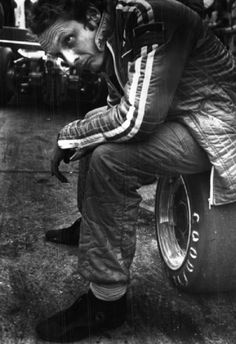 Niki Lauda Ferrari Nurburgring 1976