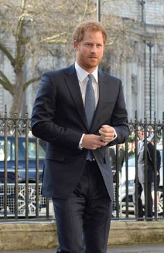 Prince Harry - March 14th 2016                                                                                                                                                     More