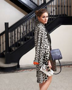 Olivia Palermo by Eric Guillemain for Vogue Girl Korea