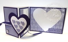 Stampin' Up! Wisteria Wonder-ful by Stampin' Pretty