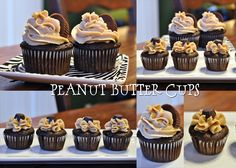 Reeses Peanut Butter Cup Cupcakes Recipe on Cake Central