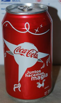 2012 COCA COLA COKE MEXICO CHRISTMAS XMAS PINATA CAN | Flickr - Photo Sharing!