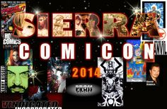 Sierra Comicon by John Blackford — Kickstarter out @SierraComicon - Reno, NV August 8, 9 & 10, 2014