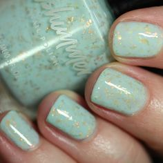 KBShimmer Water Relief swatch Nail Polish Blog, Nail Polish Brands, Water Relief, Pink Sand Beach, Nail Polish Collection, Aqua Color, Bright Pink, You Nailed It, Swatch