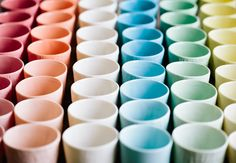 taped coffee cups by studio ps