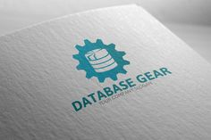Database Gear by Josuf Media on Creative Market