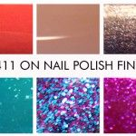 Beauty School: The 411 on Nail Polish Finishes • Makeup.com