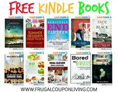 FREE Kindle Books 6/20 Read on Any Tablet, PC, Kindle and More #free #kindle #ebooks #freebies