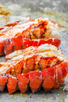 The Best Easy Broiled Lobster Tails Recipe - Oven Baked Lobster Tails - The Best Easy Broiled Lobster Tails Recipe - the easiest, most delicious way to make broiled lobster tails with your oven in just 10 minutes! #thebesteasybroiledlobstertailsrecipe #maindishes #popular Easy Lobster Tail Recipe, Baked Lobster Tails, Broiled Lobster Tails Recipe, Broil Lobster Tail, Lobster Recipes, Fish Recipes, Seafood Recipes, Cooking Recipes, Whole30 Recipes