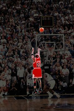 The shot that resulted in the Chicago Bulls' 6th title in 8 years! A true legend, a Chicago great! WE WON'T FORGET YOU MJ, thank you!