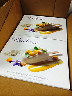 Bachour -The book came highly recommended by chefmeghan on www.instagram.com/expandingpalates. #expandingpalates #bitterchef