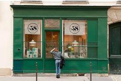 Paris walking