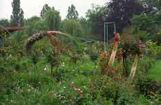 Monet's house&garden, Giverny, France by Rick Ligthelm