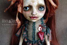 Klaudia Gaugier / Horka Dolls, art doll LENA : ArteHora