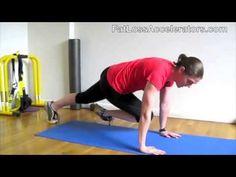 Bodyweight Ab Workout: Crunch-FREE