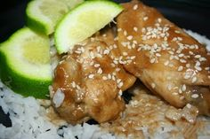 Cook With Honey: Indonesian Chicken Recipe - for the slow-cooker