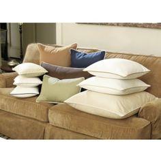 Twill Pillows