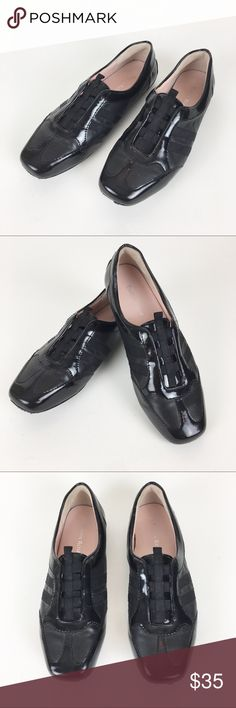 5c5f48dc3dcd Taryn Rose Black Shoes Flats Size 7.5 Like New This is a pair of Taryn Rose