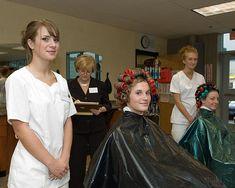 Beauty School Roller Set Exam | Flickr - Photo Sharing!