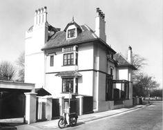2 Park Village East  John Nash John Nash, Georgian, Arch, Houses, English, London, Mansions, House Styles, Photos