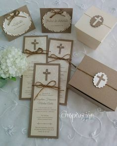 No photo description available. Baptism Party Decorations, First Communion Decorations, First Communion Cards, Boys First Communion, Holy Communion Invitations, Première Communion, Communion Favors, Recuerdos Primera Comunion Ideas, Magic Box