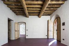 CICLOSTILE ARCHITETTURA, Fabio Mantovani · Podere Navigliano · Divisare